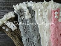 Adorable leg warmers for babies, girls and women!