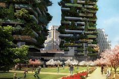Just How Green Is Milan's 'Vertical Forest'?