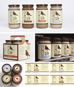 cūcū gourmet. I'm cūcū over this iced #coffee #packaging PD