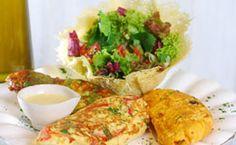 Omelete de vegetais: experimente a receita da nutricionista do 'Até quando você quer viver
