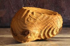 wood sculpture by alison crowther