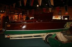 1927 Chris Craft 22' Gentleman's Racer - Classic Wooden Boats for Sale | Vintage Chris Craft | Antique Boats #Woodenboat