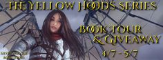 The Yellow Hoods #Steampunk #Fantasy Series Book Tour & T-Shirt #Giveaway ~ A Mama's Corner of the World