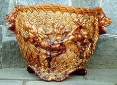 3739_antique_european_majolica_pottery_tree_planter_1.jpg (640×467)