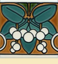 aesthetic tiles arts and crafts - Google Search