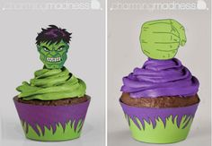 ᐅ 30 ideias para fazer uma festa do hulk!
