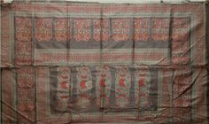 A detailed look at the intricate Pallava of a treasured Baluchari