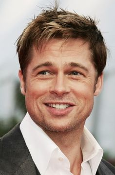 Brad Pitt. Top o' the list