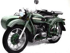 ural m 63 with sidecar 1980 #bikes #motorbikes #motorcycles #motos #motocicletas