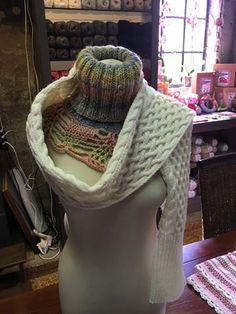 #essentials #acrylic #antipilling #rico #design #wol #garen #yarn #breien #knitten #haken #crochet #hakeln #sjaal #shawl #workshop #lavivere #zoetermeer