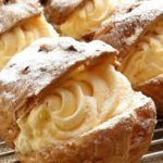Italian Cream Puffs - At Home With My Honey
