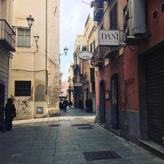 Quartiere Marina #cagliari #life #sardinia #tixilife #tixi #djing #djlife #dj #city #oldtown #street #sardegna