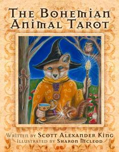 With beautiful illustrations by a renowned artist, this book and card boxed set, presented shrinkwrapped in a magnetic box, offers a totally unique Tarot experience Representing our archetypal aspects