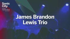 JBL TRIO ROCKING SONIC CITY FESTIVAL 2017 curated by Punk Rock  Legend Thurston Moore   JBL Trio is ... James Brandon Lewis Tenor Saxophone  Warren Trae Crudup III- Drums  Luke Stewart - Bass