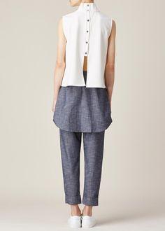 Rachel Comey Exclusive Una Top (White)