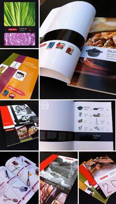 Catálogos de producto para la firma Importmec.