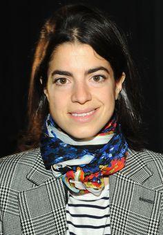 Leandra Medine at Jason Wu #NYFW
