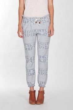 Wild Within Sweatpant from Obey- festivals anyone?