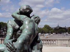 Le Baiser, Rodin, Paris
