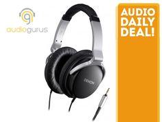 #AudioDailyDeal  Denon AH-D1100 Advanced Over-Ear Headphones. Get 50% OFF if you order now!  http://www.audiogurus.com/denon-ah-d1100-advanced-over-ear-headphones.html