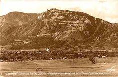 Cheyenne Mt ~ Colorado Springs Colorado ~ 1946