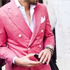 Pink is definitely the new Black!