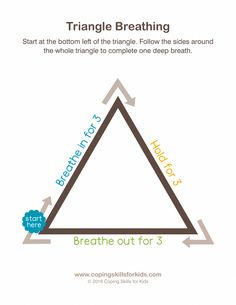 A Short Yoga Guide For Deep Breathing Exercises Counseling Activities, School Counseling, Therapy Activities, Mindfulness For Kids, Mindfulness Activities, Mindfulness Meditation, Yoga For Kids, Exercise For Kids, Kid Yoga