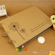 Cute Scrapbook Photo Album with dandelions Cute Scrapbooks, Photo Album Scrapbooking, Start Writing, Dandelions, Adventure Travel, Stuff To Do, Best Gifts, Travel Photography, Memories