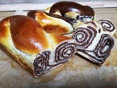 Csíkos csavart kalács Torte Cake, Hungarian Recipes, Bread And Pastries, Pastry Recipes, Aesthetic Food, Sweet Bread, Kitchen Recipes, Cake Cookies, No Bake Cake