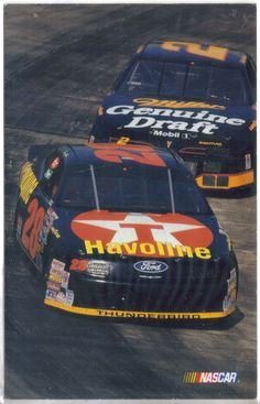 Davey Allison #28 -Nascar Driver