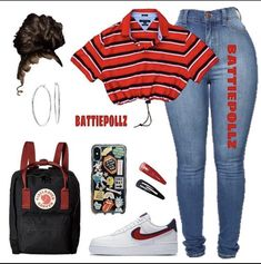 Source by maximafredduraplater tween outfits for school casual Swag Girl Outfits, Boujee Outfits, Teenage Girl Outfits, Teen Fashion Outfits, Dope Outfits, Outfits For Teens, Freshman Outfits, Jeans Fashion, Preppy Outfits