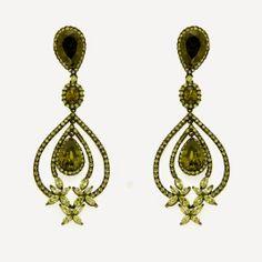 Beautiful #Zenana #earrings made with #naturalstones. #joyasdetendencia #estilo #pendientes #katemiddltonestyle www.zenana.es