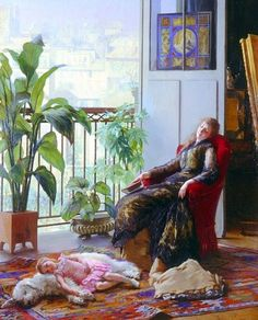da cosa nasce cosa: Gustave Leonard de Jonghe