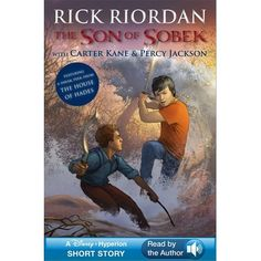 The Son of Sobek by Rick Riordan.