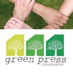 Nos unimos cada día para que las empresas comprometidas con el Medio Ambiente y la Vida Natural tengan mayor presencia en nuestra sociedad. www.greenpcomunicacion.com