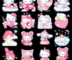 Find images and videos about soft, help and png on We Heart It - the app to get lost in what you love. Hello Kitty Characters, Sanrio Characters, Hello Kitty Wallpaper, Kawaii Wallpaper, Overlays Cute, Hello Kitty My Melody, Iphone App Design, Iphone Wallpaper App, Iphone Layout
