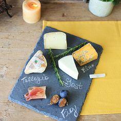 Slate Cheese Board (10x14) from SPARQ Home on OpenSky   as seen on Georgia Pellegrini's Friday Lust List www.georgiapellegrini.com