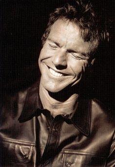 Dennis Quaid....adorable smile