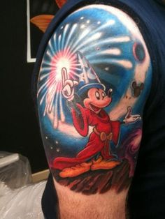 100 Magical Disney Tattoos photo We've Got You Covered's photos