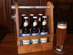 Great Father's Day Gift-The Ultimate Beer Caddy with Ice & Yeti Opener