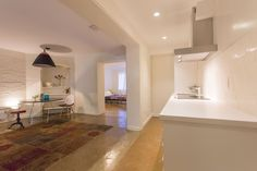 Apartment in Washington, United States. Generous (800 square foot) apartment, elegantly remodeled. On a quiet street in DC's most walkable urban neighborhood; between Dupont Circle metro and bustling 14th Street. Contemporary furnishing and designer lighting combine with original Victor...
