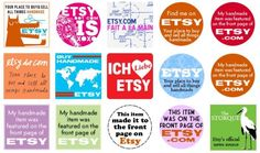 Useful Tips & Articles. How to sell your handmade products online. Etsy success tips and tools.