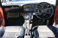 1973 Toyota Celica RA25 GT