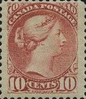 [Queen Victoria - Size: 17 x 21mm, type J7]