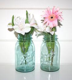 I can see myself collecting lots and LOTS mason jars...
