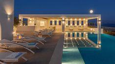 MIA I -Διώροφη εξοχική κατοικία στη Πάρο | vasdekis Paros, Mansions, House Styles, Home Decor, Mansion Houses, Homemade Home Decor, Manor Houses, Fancy Houses, Decoration Home