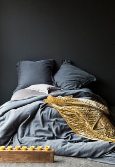 BODIE and FOU★ Le Blog: Inspiring Interior Design blog by two French sisters: Grey bedrooms...love love love