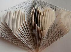 Knutselwerkje 3D boek vouwen van knutselidee.nl