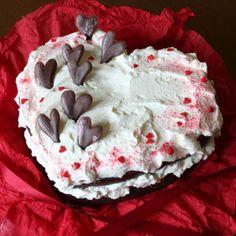 Babiččina volba - Recept - Valentýnský Red Velvet Cake