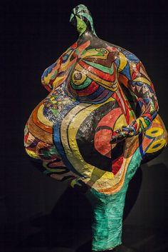 Niki de Saint Phalle 10, Grand Palais, ©catherinevernet